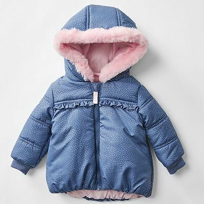 NEW Baby Hooded Jacket