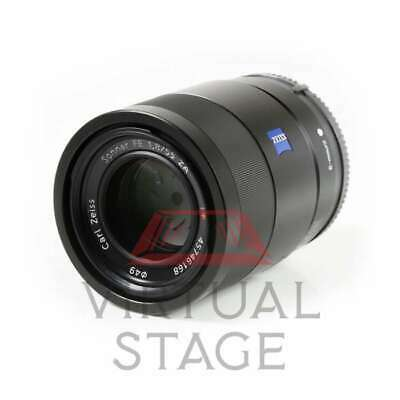 UK Sony Sonnar T* FE 55mm F1.8 ZA Full-frame E-mount Lens SEL55F18Z
