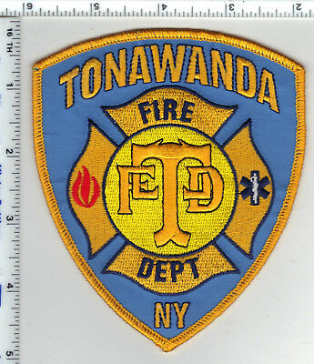 Tonawanda Fire Department (New York) Shoulder Patch - new from the 1980's