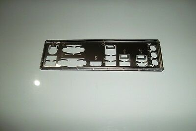 MSI  GAMING I/O  Shield Back Plate Panel for E21-7A72010 - C22 Motherboard