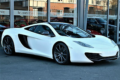 2012 McLaren MP4-12C 3.8L SEMI AUTO 2 DOOR