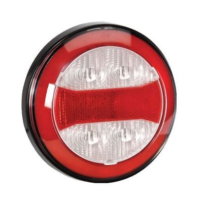 94320 Narva 9-33 Volt L.E.D Rear Direction Indicator and Reverse Lamp with Red L