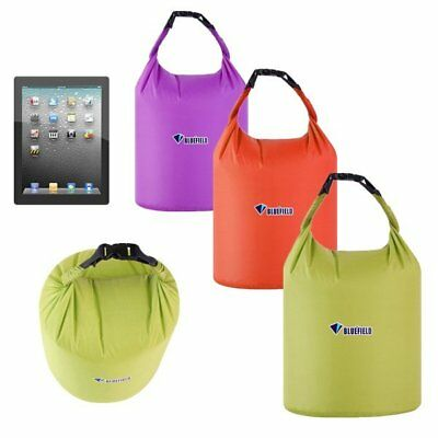 Outdoor Waterproof Camping Rafting Storage Dry Bag with Ajustable Strap Hook ja