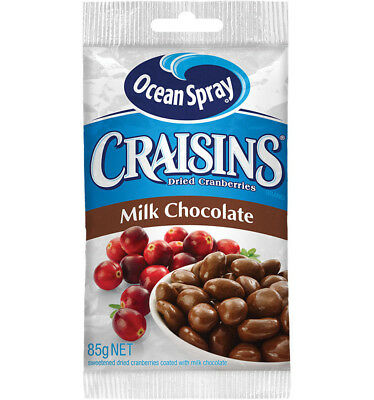 Ocean Spray Craisins Milk 85g x 10