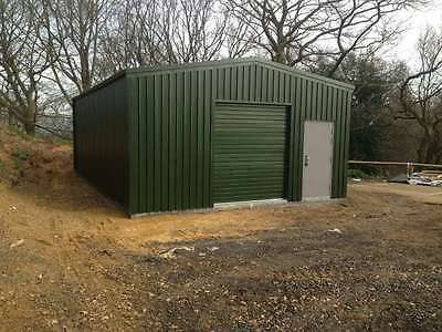 Golf Buggy Store - Steel Building - Steel Framed Buildings UK - UK's Best