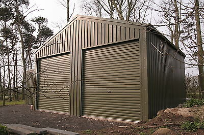 Agricultural Farm Building - Steel Building - Steel Framed Buildings UK - UKs #1