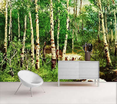 Long Durable Branch 3D Full Wall Mural Photo Wallpaper Printing Home Kids Decor