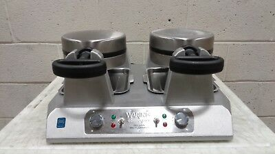 Waring WW250BX Commercial Double Belgian Waffle Iron / Maker 208V