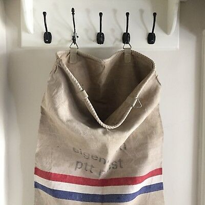 Retro Dutch Postal Sack Laundry Bag/Wash Basket