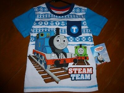 Thomas the Train  Boys Toddler  Short Sleeve T- Shirt   Size  3T   NWT