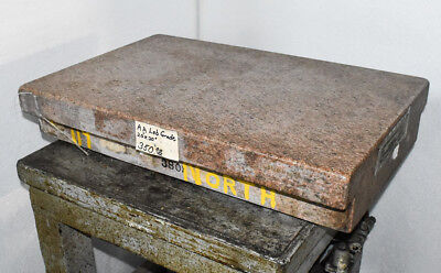 "Herman 20""x30"" Surface Plate; Double AA (CTAM #2878)"