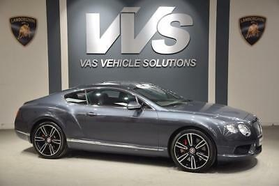 Bentley Continental Gt V8 Coupe 4.0 Automatic Petrol