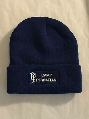 Camp Powhatan Beanie- Blue Ridge Scout Reservation
