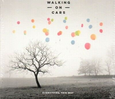 Walking on Cars - Everything This Way  - CD - Neu / OVP