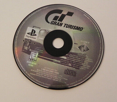 Gran Turismo (Sony PlayStation 1, 1998)  DISC ONLY!!    FAST SHIPPING !!   PS1