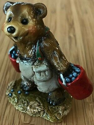 Wee Forest Folk Good Pickin's BB-04 BRAND NEW/NEVER DISPLAYED w/box RETIRED