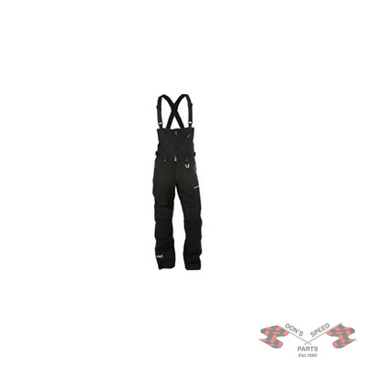 20696-101* Motorfist Womens Contessa Bib Black