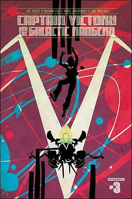 Captain Victory and the Galactic Rangers (2014) 3-A