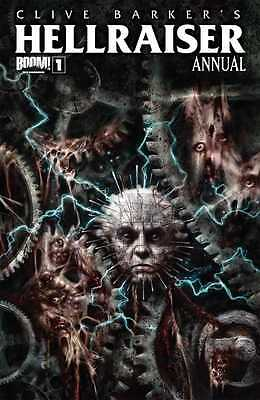 Clive Barker's Hellraiser Annual #1  (2012) (Nick Percival Cover)  9.2 NM-