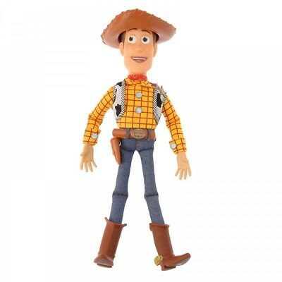 New Disney Store Japan Toy Story Talking Figure Woody From Japan F/S