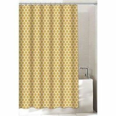 Morocco 54 Inch X 78 Stall Shower Curtain
