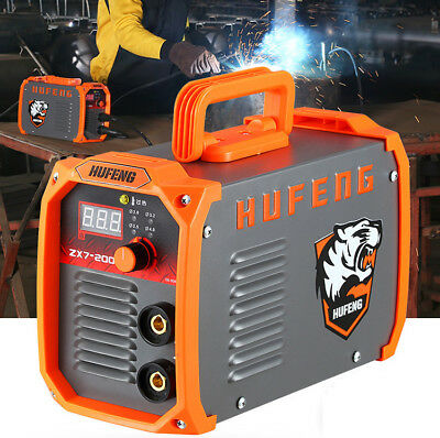10~200 Amp Smart Arc MMA Welder IGBT Inverter DC Welding Soldering Machine 220V