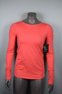 NWT! Girls Youth Nike Pro Warm Long Sleeve Top sz M-XL 915369 850 Training