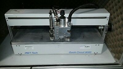 Quick Circuit 9000 PCB Prototyping Milling Machine T-Tech