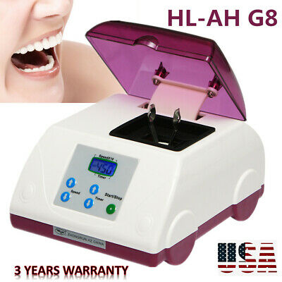 Digital Dental Lab Amalgamator Amalgam High Speed Capsule Mixer Blend HL-AH