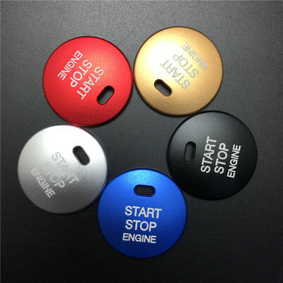 Engine Start Stop Button Cover For MAZDA 3 MAZDA 6 2 CX-5 CX-9 CX-3 MX-5 14-2018