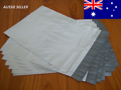 10 mailing bags 310 X 405 Post Mailer Plastic Postage Satchel Courier Large Mail