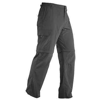 Kathmandu Barga Men's Travel Zip Off Convertible Cargo Trousers Shorts