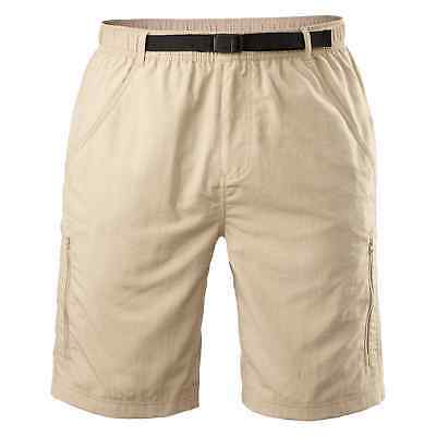 Kathmandu Mocoa Mens ezCARE Casual Elasticated Travel Shorts Pants