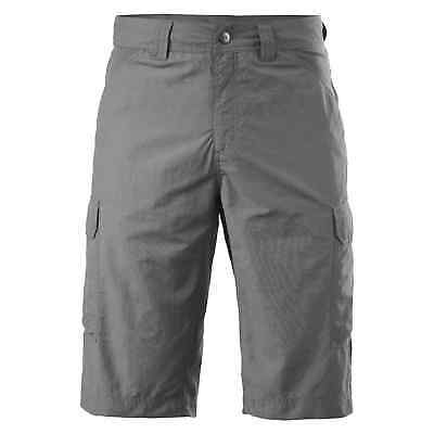 Kathmandu Baltar Mens Quick Dry UV Protection Hiking Travel Long Cargo Shorts