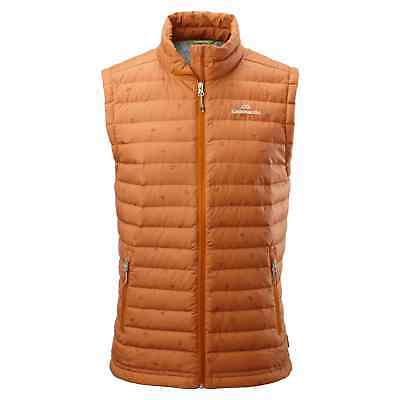 Kathmandu Heli Mens Lightweight Duck Down Warm Insultated Puffer Vest v2