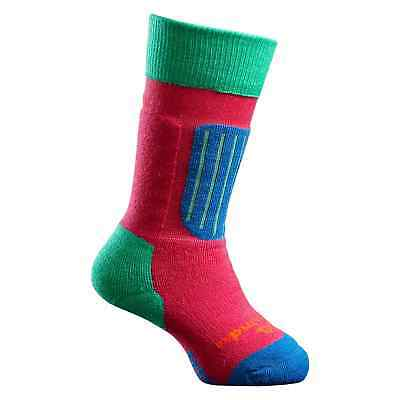 Kathmandu Kids Boys Girls Merino Blend Warm Soft Snow Sports Socks v2