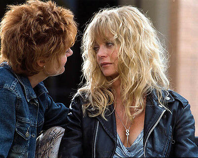 Susan Sarandon & Goldie Hawn [1035583] 8x10 photo (other sizes available)