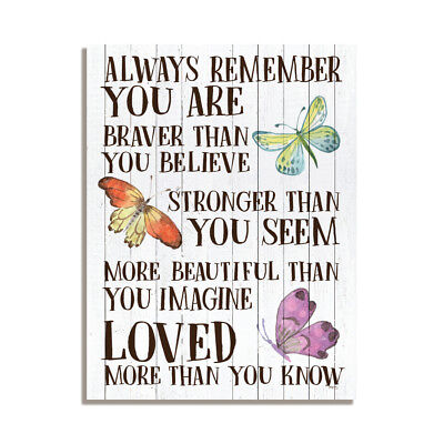 You Are More Beautiful Than You Imagine Friendship Gift Fridge Magnet 4x3 inch