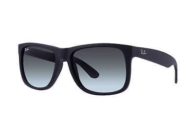 384cfeef02 RAY-BAN RB4165 JUSTIN Classic Sunglasses (Choice of Color   Size ...