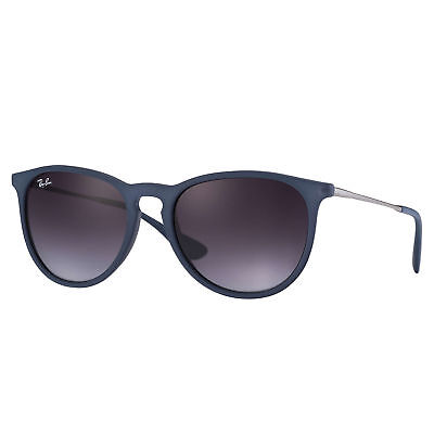 627bcd8fb91 Ray-Ban RB4171 Erica Color Mix Sunglasses Blue  Gunmetal Grey Gradient 54mm
