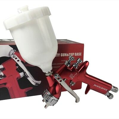 Devilbiss GFG Pro HVLP spray gun professional car paint gun 1.3mm nozzle 600ml