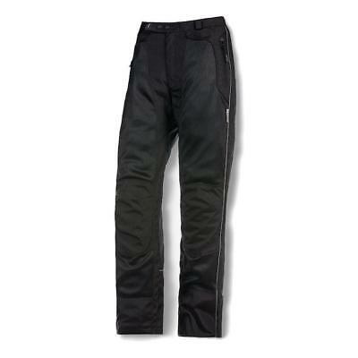 Olympia Airglide 4 Motorcycle Pants Black - 50% OFF Adventure Gear Sale!