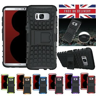 Shockproof Rugged Bumper Hybrid Armor Case For Samsung Galaxy S6 S7 S8 A3 A5 J3