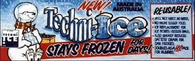 Techni-ICE Sheets. Ice or Gel Packs! Reusable, Dry Ice Replacement. Techni Ice