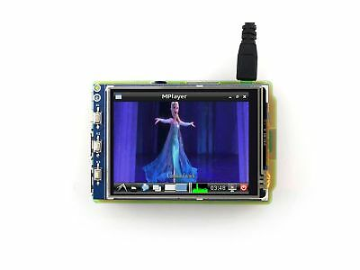 Waveshare Raspberry Pi LCD Display Module 3.2inch 320*240 TFT Resistive Touch...