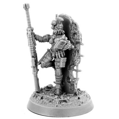 Imperial Assassin - 40K - Wargames Exclusive - Imperial Guard