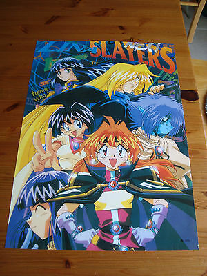 The Slayers NEXT Poster