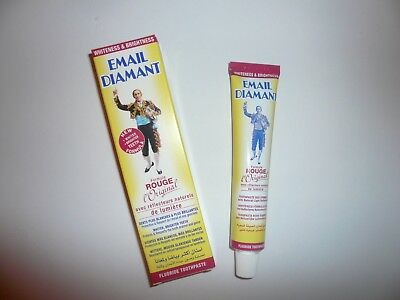 EMAIL DIAMANT RED COSMETIC TOOTHPASTE 3 X 50ml