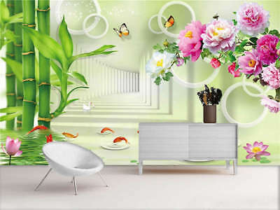 Windy Lucid Magpie 3D Full Wall Mural Photo Wallpaper Printing Home Kids Decor
