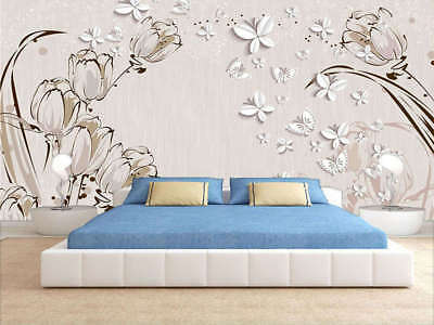 Enormous Neat Float 3D Full Wall Mural Photo Wallpaper Printing Home Kids Decor